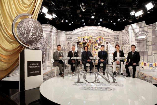 第70回トニー賞受賞式レポート