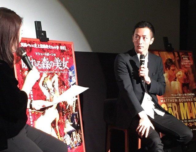 マシュー・ボーンin Cinema『ザ・カーマン』×舞台『眠れる森の美女』特別企画_2