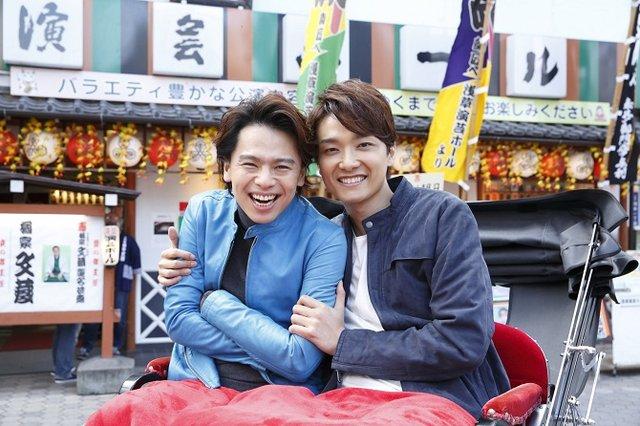『それゆけ!ミュージカル応援し隊 井上芳雄の小部屋』ゲスト:中川晃教