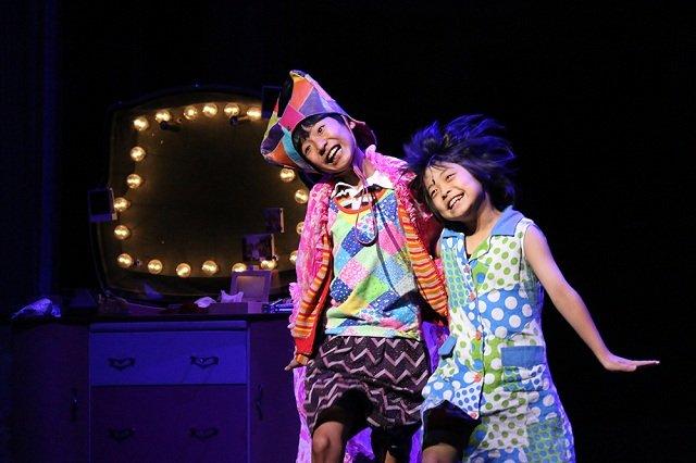 ミュージカル『ビリー・エリオット~リトル・ダンサー~』舞台写真