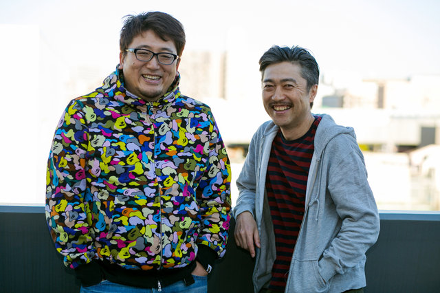 福田雄一、池田成志『モンティ・パイソンのSPAMALOT』
