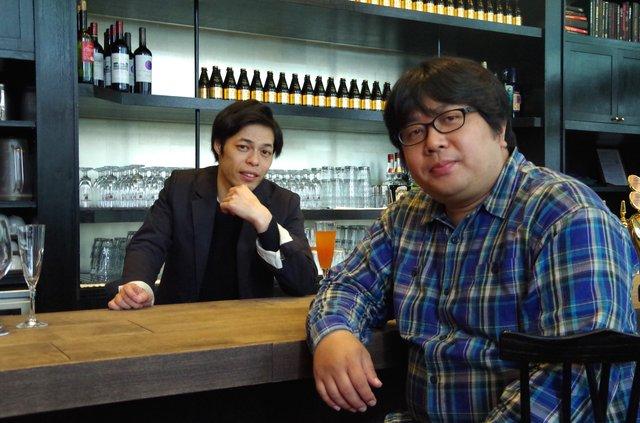 まさかのシーズン2決定!『キョートカクテル』ヨーロッパ企画・石田剛太&諏訪雅にインタビュー!「8割以上の人はこのストーリーに酔いしれてる!?」