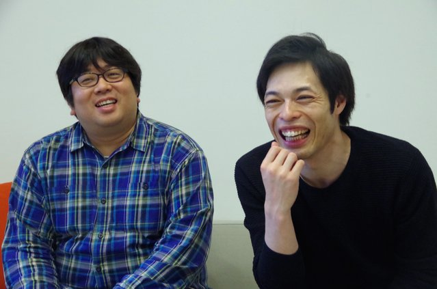 『キョートカクテル』ヨーロッパ企画・石田剛太&諏訪雅