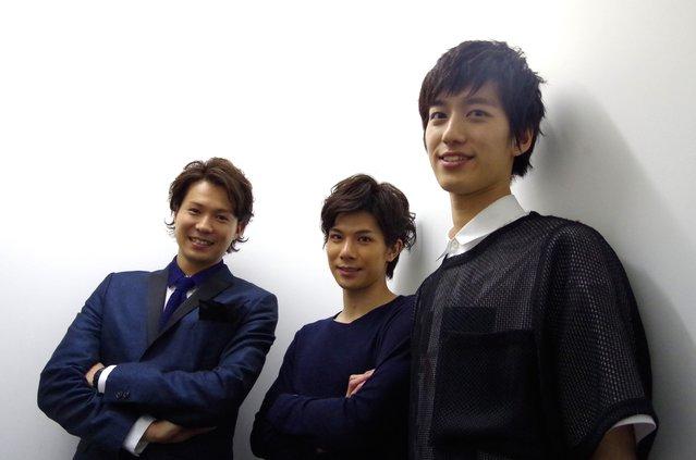 ミュージカル『サンセット大通り』平方元基×柿澤勇人×水田航生にインタビュー!