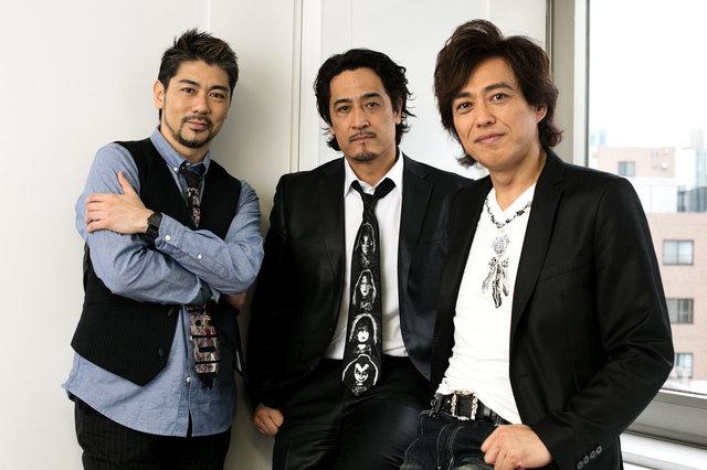『cube 三銃士Mon STARS CONCERT』橋本さとし、石井一孝、岸祐二
