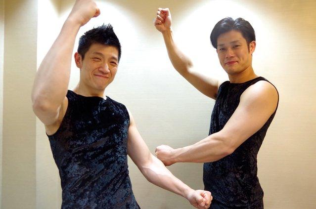 鼓童『打男 DADAN 2015』船橋裕一郎×坂本雅幸インタビュー「今までの太鼓とは違う伝統と芸術の融合を楽しんでほしい」