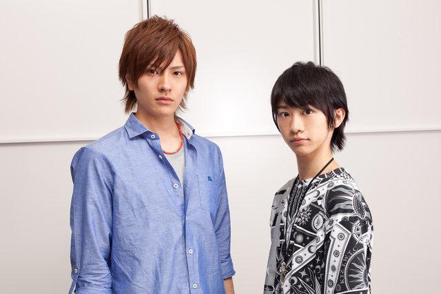 古田一紀、財木琢磨 ミュージカル『テニスの王子様』