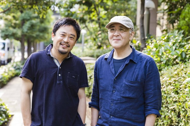 劇団ラッパ屋『ポンコツ大学探険部』鈴木聡、松村武