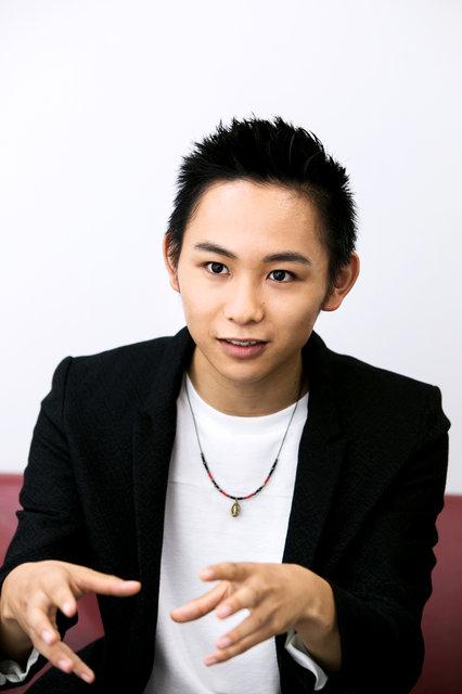 ハイパープロジェクション演劇「ハイキュー!!」須賀健太
