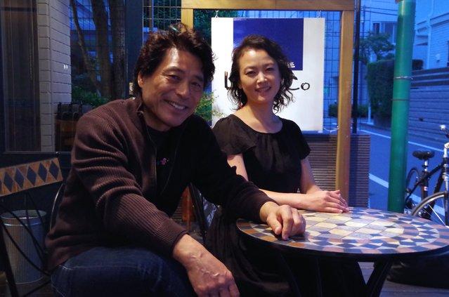 加藤健一、加藤忍『花いちもんめ』