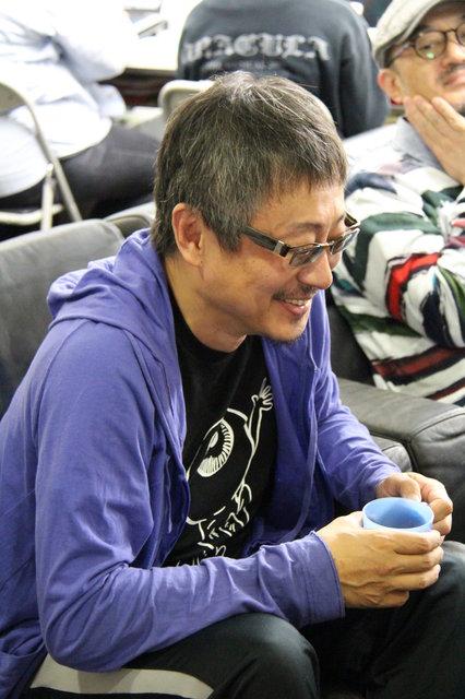 『ベイビーさん』松尾貴史