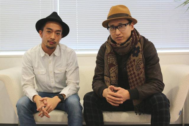 演劇「ハイキュー!!」振付師左 HIDALI笹尾&振付助手Zukeインタビュー