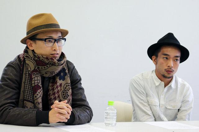 演劇「ハイキュー!!」振付師左 HIDALI笹尾&振付助手Zukeインタビュー_2