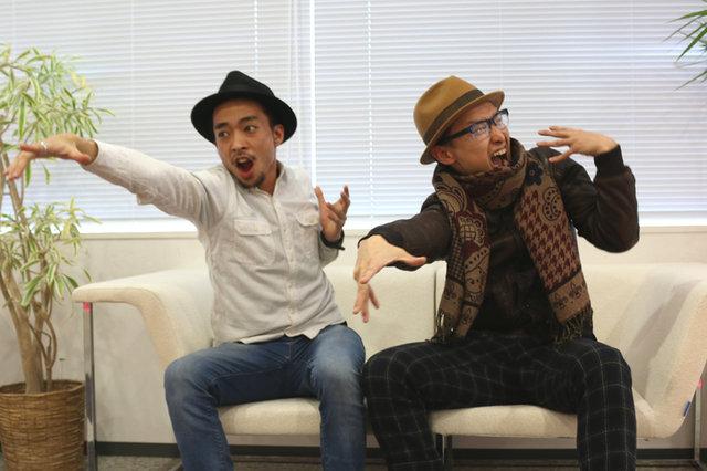 演劇「ハイキュー!!」振付師左 HIDALI笹尾&振付助手Zukeインタビュー_7
