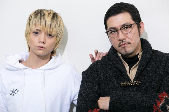 ミュージカル『手紙』三浦涼介&吉原光夫インタビュー