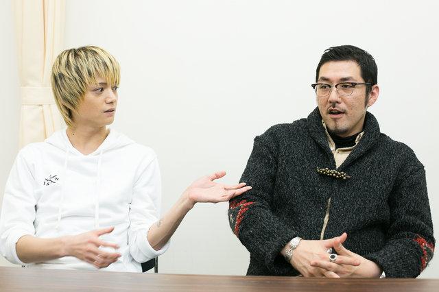 ミュージカル『手紙』三浦涼介&吉原光夫インタビュー_7