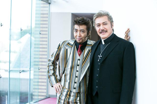 『天使にラブ・ソングを~シスター・アクト~』石川禅×今井清隆インタビュー