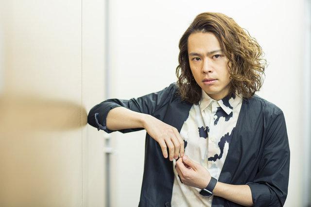 ミュージカル『グランドホテル』オットー役(GREEN)の中川晃教にインタビュー!「実は僕、稽古が好きじゃないんです」