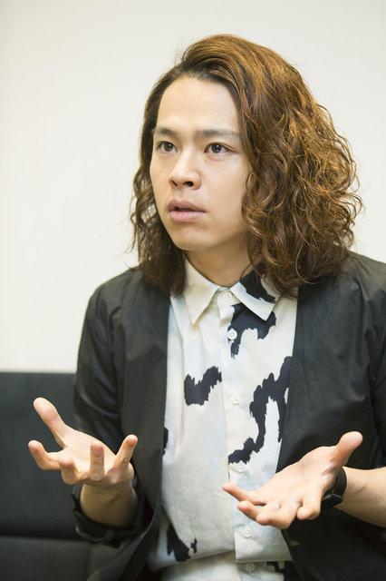ミュージカル『グランドホテル』中川晃教インタビュー_2