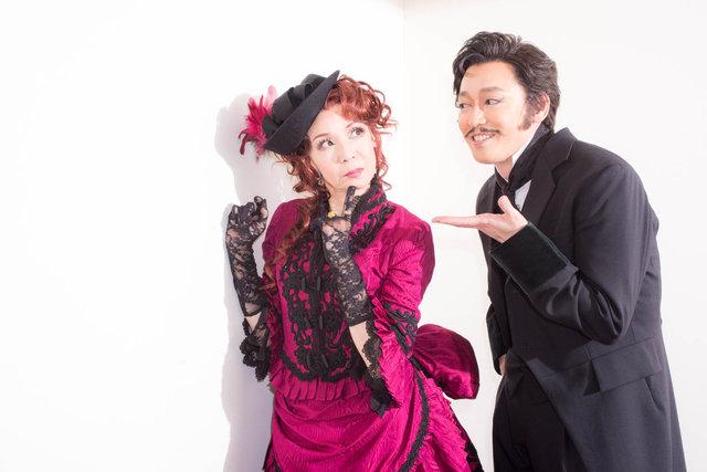 ミュージカル『エドウィン・ドルードの謎』保坂知寿×今拓哉インタビュー_5