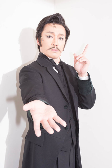 ミュージカル『エドウィン・ドルードの謎』保坂知寿×今拓哉インタビュー_7