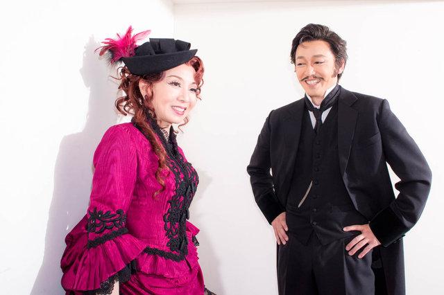 ミュージカル『エドウィン・ドルードの謎』保坂知寿×今拓哉インタビュー_9