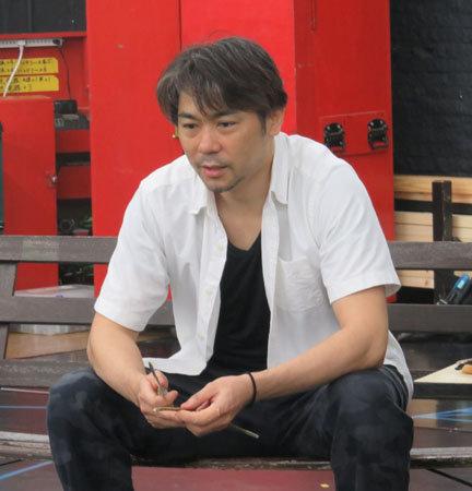 『アップル・ツリー』岸祐二インタビュー_2