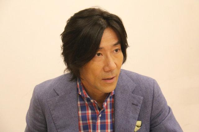 『ラディアント・ベイビー』岸谷五朗インタビュー_2