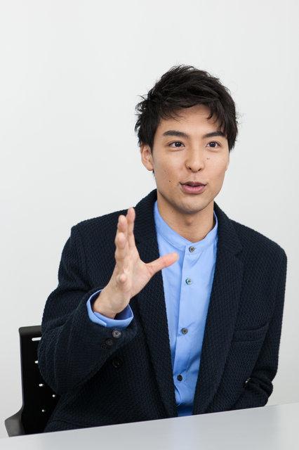 『ジャージー・ボーイズ』海宝直人&矢崎広インタビュー_2