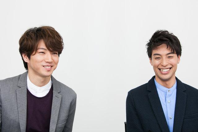 『ジャージー・ボーイズ』海宝直人&矢崎広インタビュー_4