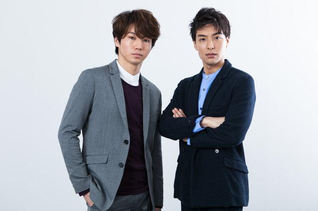 『ジャージー・ボーイズ』海宝直人&矢崎広インタビュー_8
