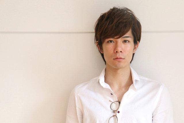 ミュージカル『ラディアント・ベイビー~キース・ヘリングの生涯~』柿澤勇人インタビュー