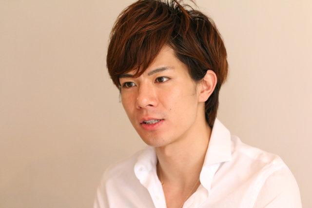 ミュージカル『ラディアント・ベイビー~キース・ヘリングの生涯~』柿澤勇人インタビュー_4