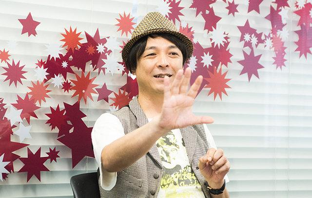 ミュージカル『ヴィンセント・ヴァン・ゴッホ』インタビュー_河原雅彦02
