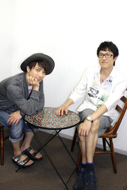 『ハンサム落語 第八幕』米原幸佑×西山丈也インタビュー_3
