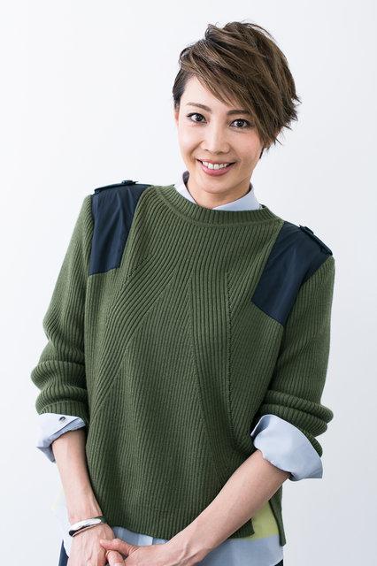 『ミュージカル バイオハザード ~ヴォイス・オブ・ガイア~』柚希礼音インタビュー