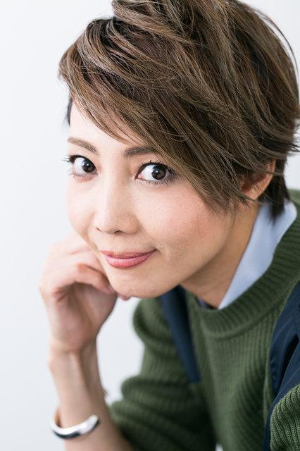 『ミュージカル バイオハザード ~ヴォイス・オブ・ガイア~』柚希礼音インタビュー_4