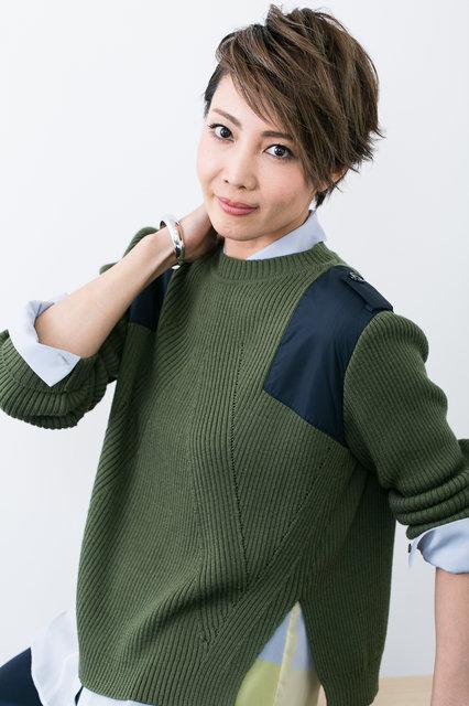『ミュージカル バイオハザード ~ヴォイス・オブ・ガイア~』柚希礼音インタビュー_7