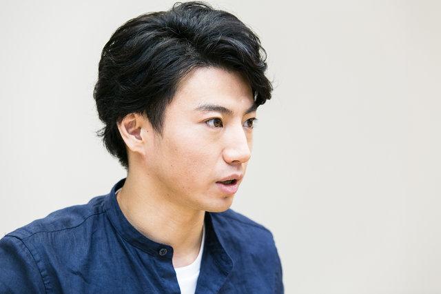ミュージカル『スカーレット・ピンパーネル』矢崎広インタビュー_2