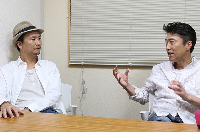 阿佐ヶ谷スパイダース『はたらくおとこ』長塚圭史×池田成志インタビュー_9