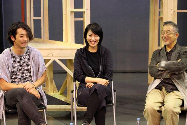 舞台『メトロポリス』森山未來×松たか子×串田和美インタビュー_3