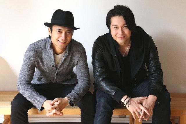 『クロスハート』中河内雅貴&大山真志インタビュー「カンパニーをしっかり支えていきたい!」