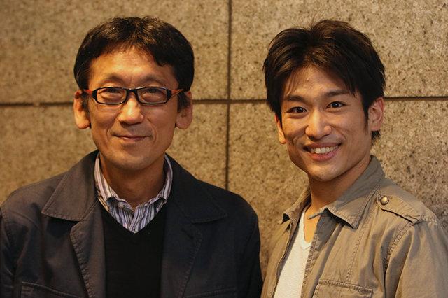キャラメルボックスが伊坂幸太郎『ゴールデンスランバー』を舞台化!成井豊×一色洋平インタビュー