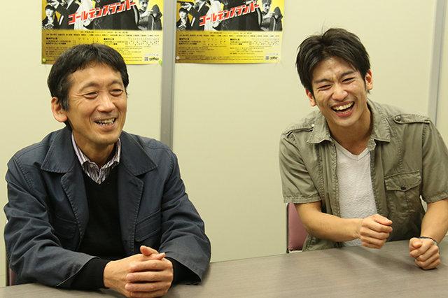 キャラメルボックス『ゴールデンスランバー』成井豊×一色洋平インタビュー_4