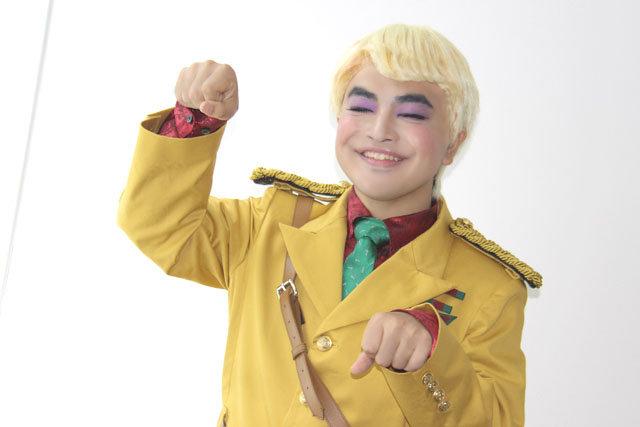 舞台「パタリロ!」加藤諒にインタビュー「初座長!カンパニーを統率できるようにがんばります!!」