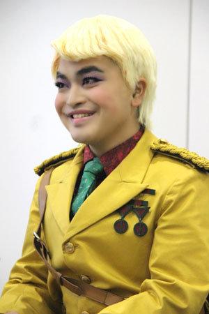 舞台「パタリロ!」加藤諒にインタビュー_4