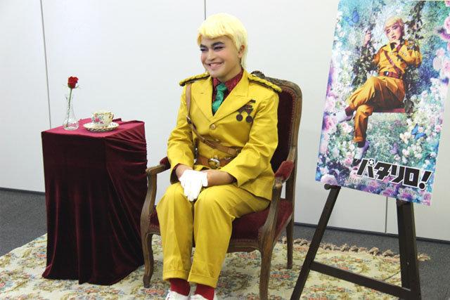 舞台「パタリロ!」加藤諒にインタビュー_5