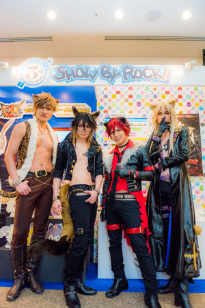 Live Musical「SHOW BY ROCK!! 」インタビュー_2