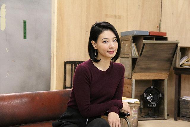 こまつ座公演『私はだれでしょう』朝海ひかるインタビュー_7