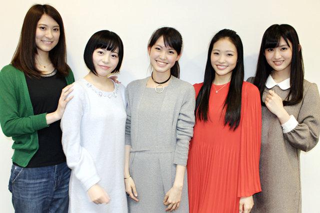 ミュージカル「美少女戦士セーラームーン」-Amour Eternal- DVD発売記念座談会